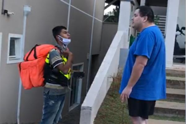 Caso aconteceu dia 31 de julho em Valinhos, interior de São Paulo