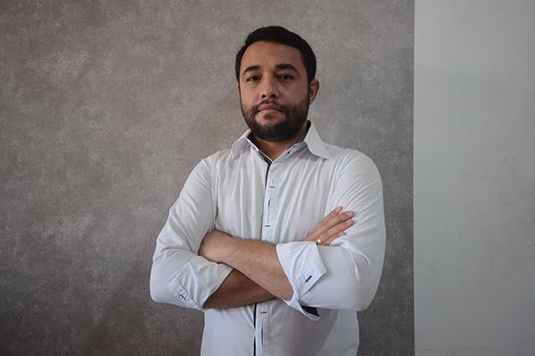 Matheus Feitosa, Vice-presidente da Associação dos Empresários do Bairro do Alecrim