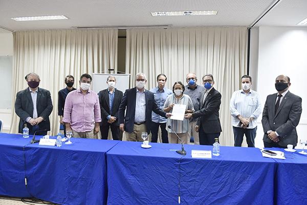 Projeto de Lei foi assinado ontem pela governadora Fátima Bezerra em evento na sede do Sebrae