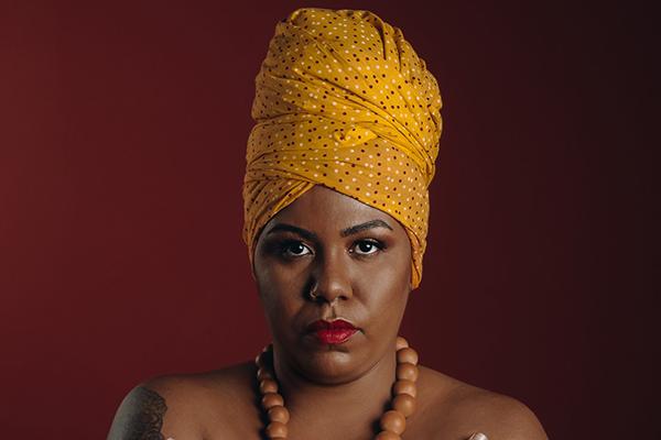 Jéssica Mayara - Pretta Soul - conta que desejou mostrar no filme como o hip hop pode mudar a vida de alguém. Documentário tem a produção de Marcelo Veni
