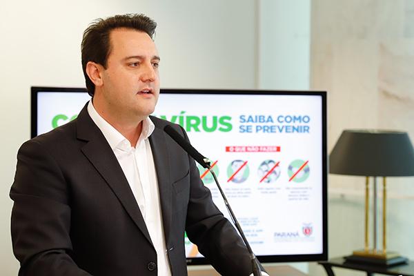 Governador do Paraná, Ratinho Júnior terá reunião para oficializar a parceria com a Rússia