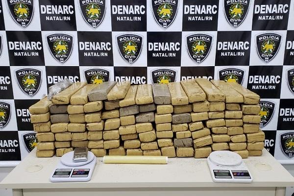 Investigações continuam para encontrar os suspeitos de serem responsáveis pela droga