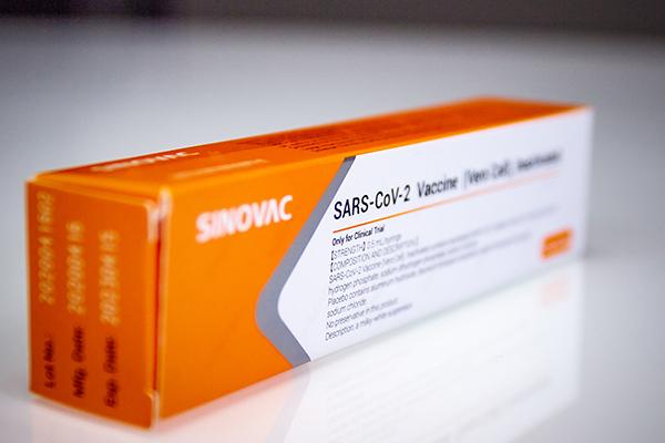 Instituto Butantã e Sinovac estimam que terão 46 milhões de doses