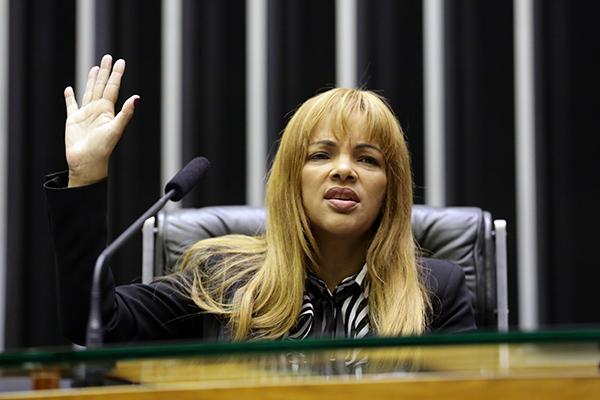 Condição de parlamentar dá à ré situação privilegiada, destaca decisão