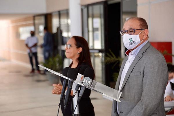 Getúlio Marques esclareceu que protocolo foi pensado conforme orientações dos órgãos de fiscalização e combate ao coronavírus