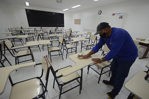 Escolas particulares de Natal começam a retoar atividades