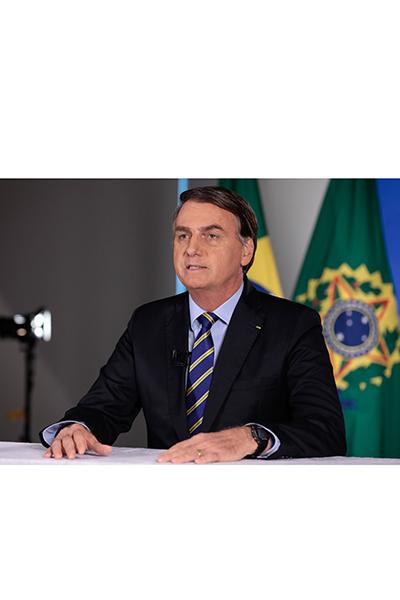 Presidente Jair Bolsonaro anunciou, durante um vídeo, que o Programa Renda Brasil está descartado pelo governo federal até 2022