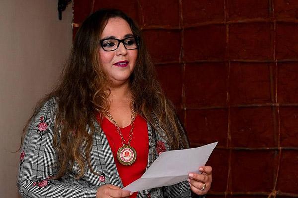 Ludimilla Oliveira está no centro de um complexo processo envolvendo a nomeação para a Ufersa