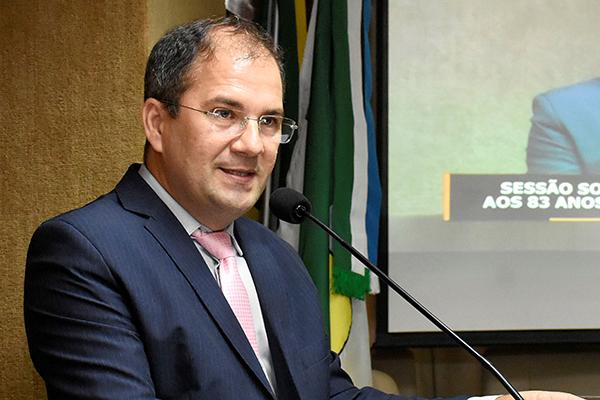 Damião Ernane, chefe da Unidade Estadual do IBGE no Rio Grande do Norte e Doutor em Saúde Pública pela UFBA