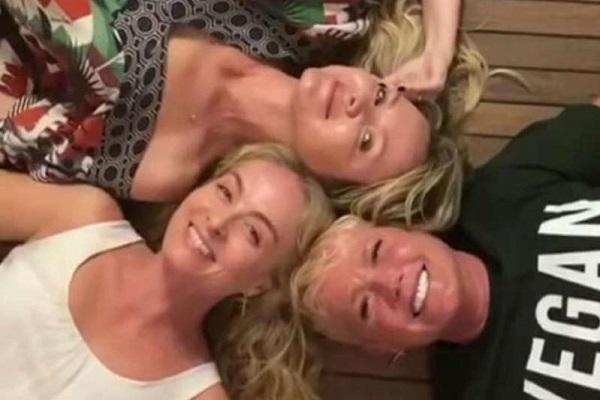 Xuxa, Angélica e Eliana realizaram reencontro