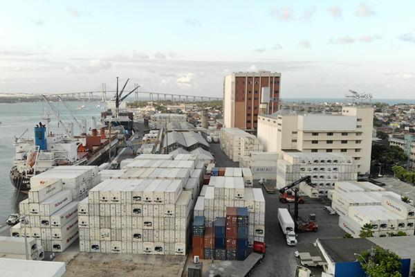 Exportações cresceram em setembro deste ano, puxadas principalmente pela sagra do melão