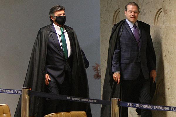 Luiz Fux sinaliza com a possibilidade de mudança na mornas para a tomada de decisão dos ministros do Supremo Tribunal Federal