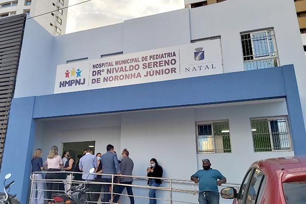 Cinco Unidades de Pronto-Atendimento da capital fazem atendimento de urgência pediátrica
