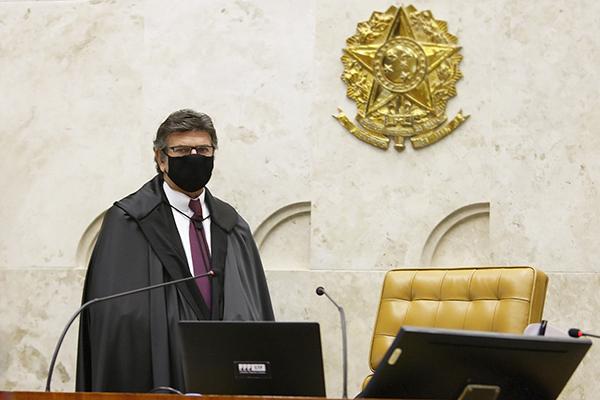 Ministro Luiz Fux, presidente do STF, suspendeu eficácia da liminar no Habeas Corpus que determinava a soltura de André do Rap