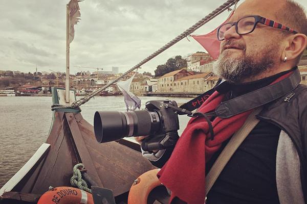 O cineasta e produtor Carito Cavalcanti será um dos ministradores das oficinas