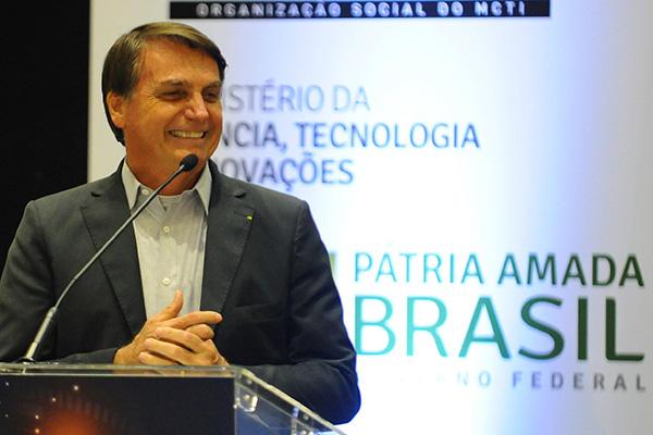Apesar de desistir do acordo assinado, Bolsonaro disse estar afinado com o Ministério da Saúde