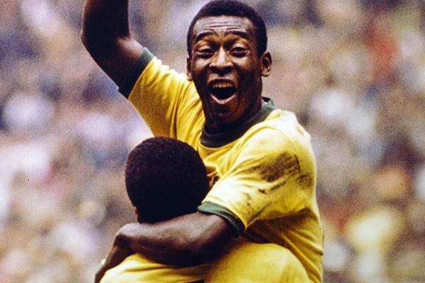 A Copa do Mundo de 1970 serviu para Pelé consolidar, no mundo, a imagem de maior jogador