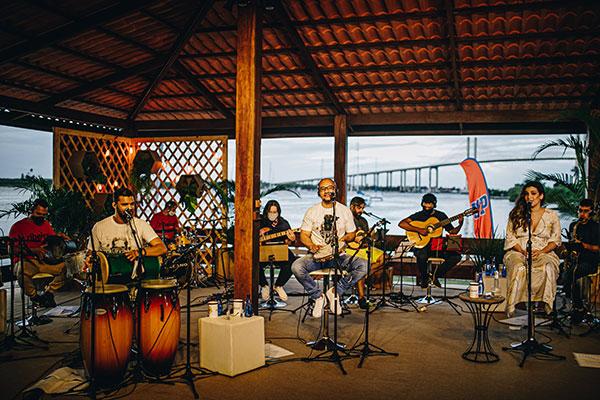 Ribeira Boêmia fará mais uma live para ajudar músicos afetados em pandemia