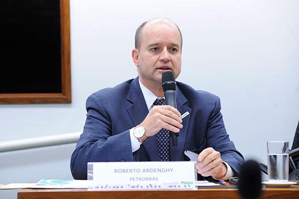 Ofício de resposta às demandas do Governo do RN é assinado por Roberto Ardenghy, da Petrobras
