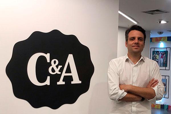 Ciro Neto, Diretor de Desenvolvimento e Expansão da C&A Brasil