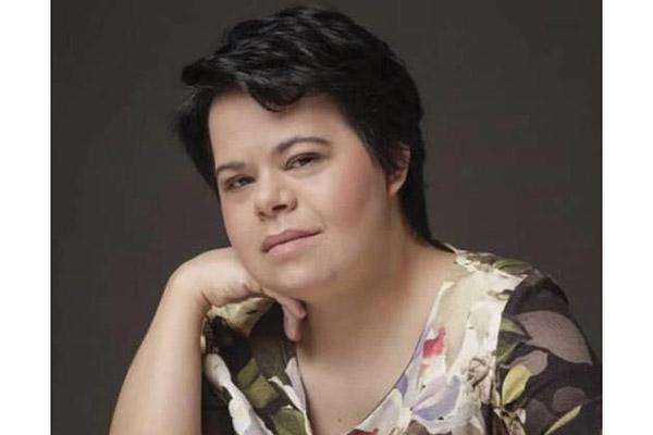 Débora Seabra se tornou referência na luta pela inclusão no país