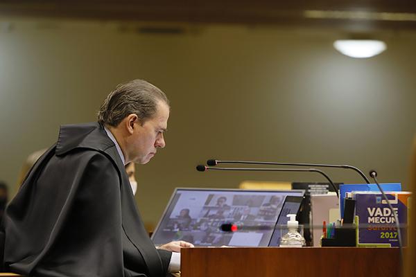 Ministro Dias Toffoli quer mais tempo para analisar o processo