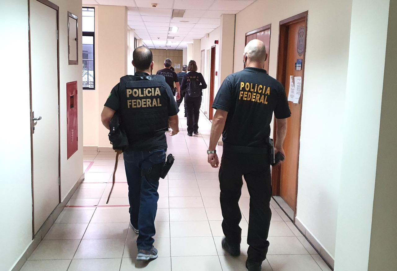 Polícia Federal e MPF deflagraram operação