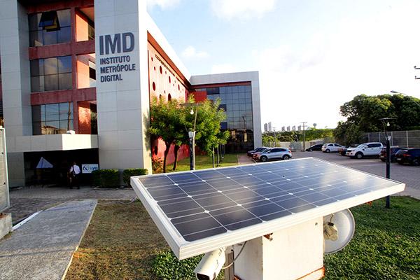 IMD, cujo parque tecnológico tem 87 empresas incubadas, tem alavancado a produção científica no RN