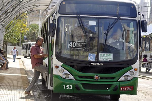 Empresas de transporte de passageiros receberão o auxílio com a condição de não demitirem nem aumentarem as tarifas