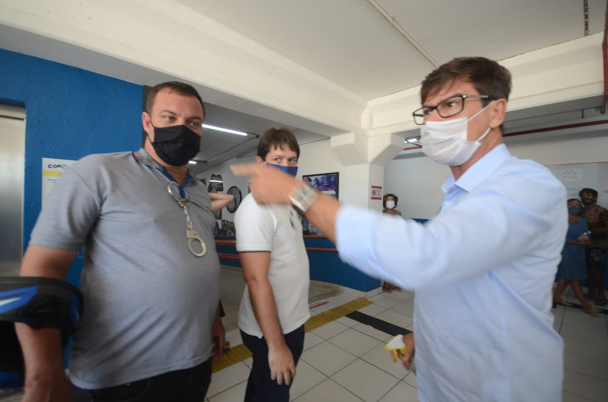 Sérgio Leocádio puxou máscara de repórter fotográfico da Tribuna do Norte