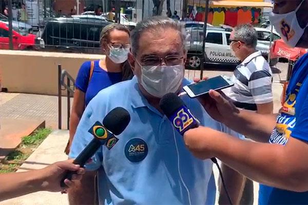 Álvaro Dias defendeu o uso da ivermectina para conter contaminação pelo novo coronavírus