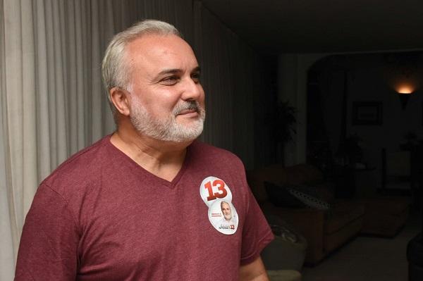 Jean Paul afirma que Rodrigo Pacheco prometeu independência