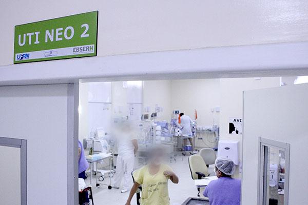 MEJC tem duas UTIs voltadas ao atendimento de recém-nascidos