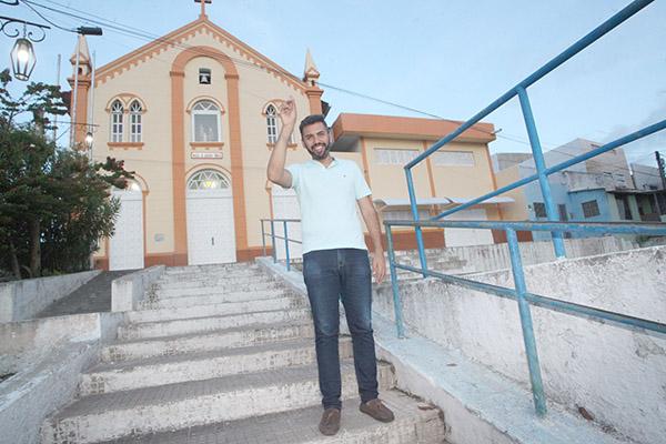 Herberth afirma que, em 2018, teve a pré-candidatura lançada à Câmara Municipal, durante uma comemoração no bairro das Rocas