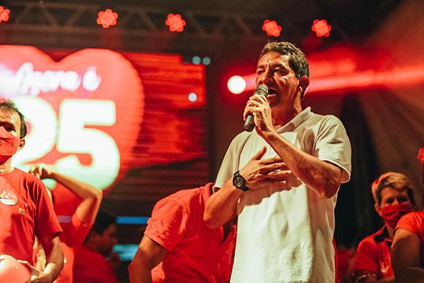 Valdenício Costa confirmou o diagnóstico nesta segunda-feira