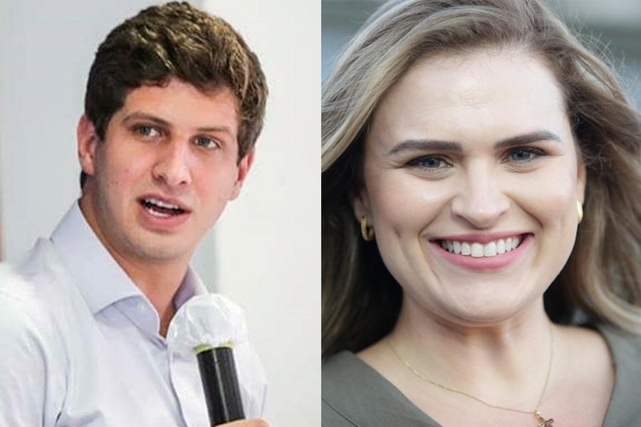João Campos e Marília Arraes são primos