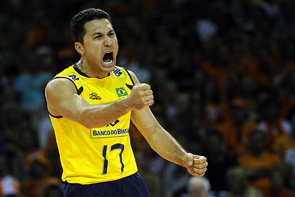 Marlon será a principal atração do Unimed/Aero na Superliga B do Brasileiro de voleibol