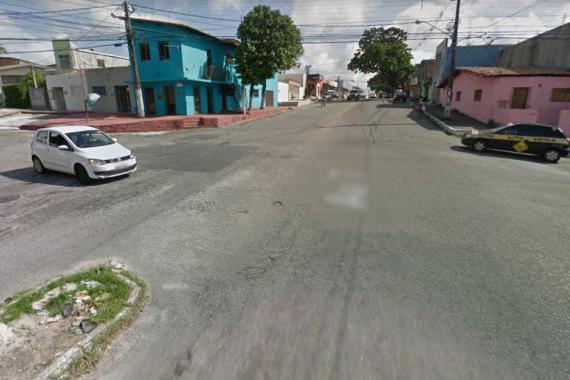 O cruzamento da Rua dos Caicós com a Rua dos Baraúnas será fechado a partir da próxima terça-feira