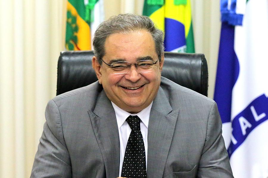 Álvaro Dias confirmou a escolha de Paulo César Medeiros