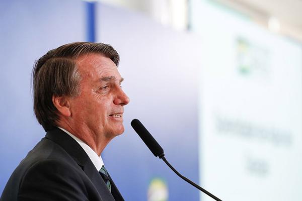 Bolsonaro criticou Castello por home office e 'alto salário'
