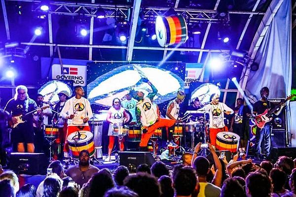 Grupo Olodum anunciou live de carnaval para 2021