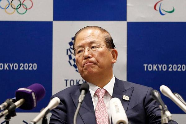 Toshiro Muto, do Comitê Organizador, classifica que entidade terá uma decisão bastante difícil