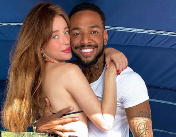 Duda Reis e o cantor Nego do Borel tiveram um relacionamento por três anos