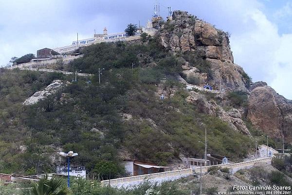Santuário do Monte do Galo, em Carnaúba dos Dantas