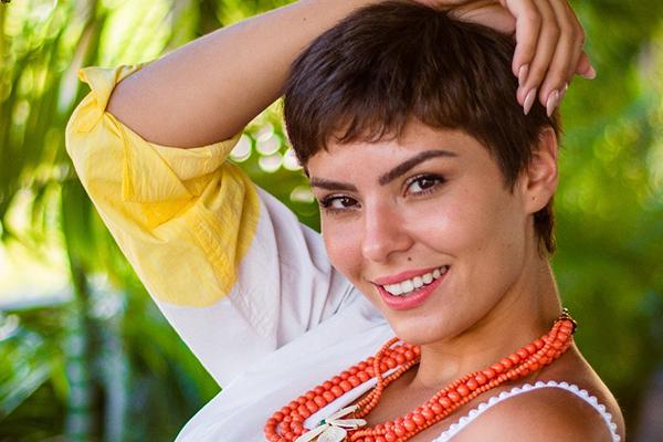 Modelo Sarah Torres ( Tráfego Models )