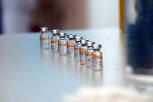 Para o Rio Grande do Norte, o Ministério da Saúde encaminhou cerca de 82,4 mil doses da Coronavac. Não há data para nova remessa