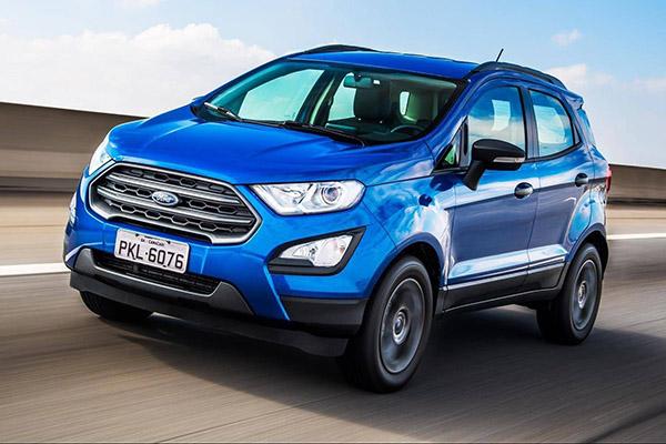 O Utilitário Esportivo EcoSport, durante um determinado período, foi muito aplaudido no mercado automotivo brasileiro. Vai deixar saudade.