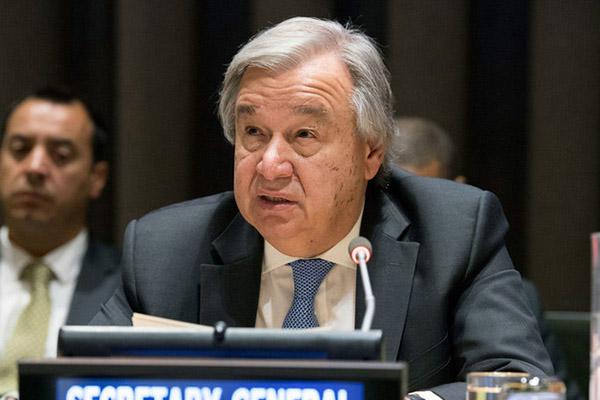 António Guterres alertou para aprofundamento das desigualdades