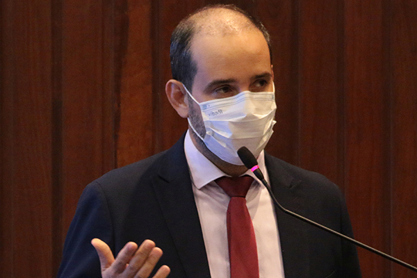 Carlos Eduardo Xavier: Plano de Equilíbrio Fiscal permitirá financiamento a longo prazo