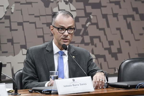 Presidente da Anvisa, Antonio Barra Torres